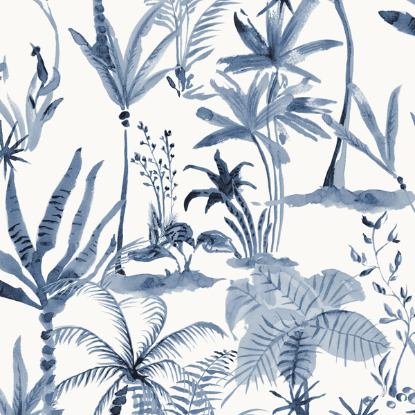 Designed for Living – wallpaper palm