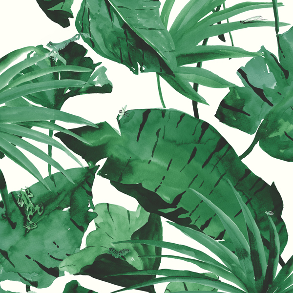 Designed for Living – wallpaper jungle