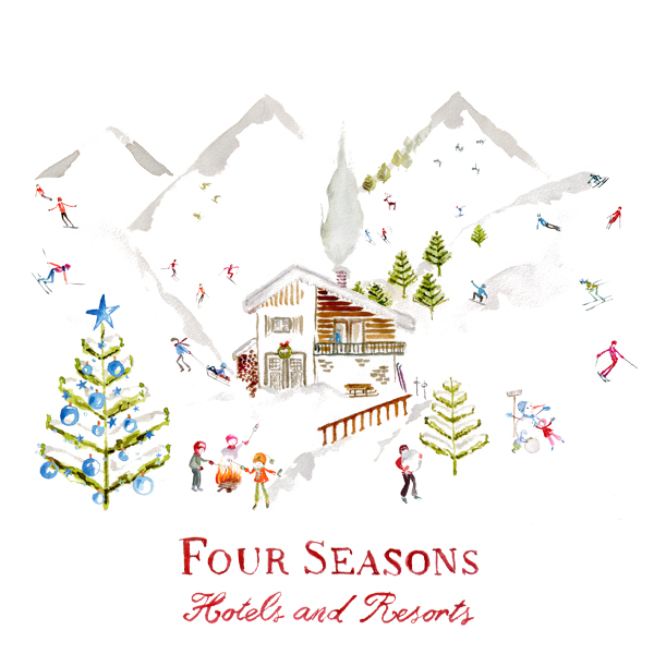 Four Seasons – xmas 2014