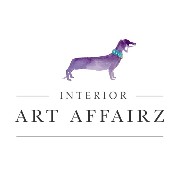 Interior Art Affairz – corporate identity