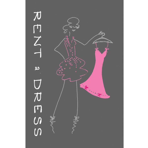 Rent a Dress – corporate identity