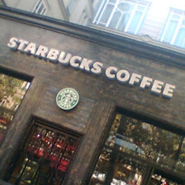 Starbucks Paris – 3, Boulevard des Capucines