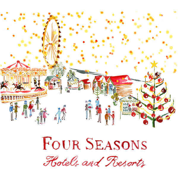 Four Seasons – xmas 2015