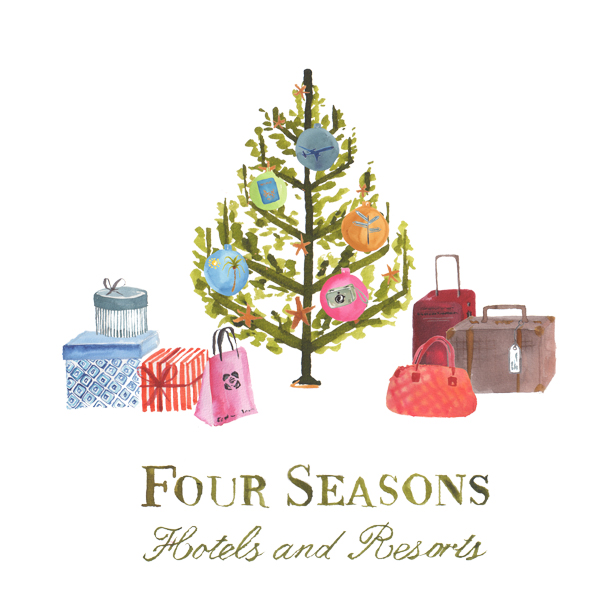 Four Seasons – xmas 2012