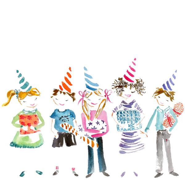 Help Help Hoera – birthday book