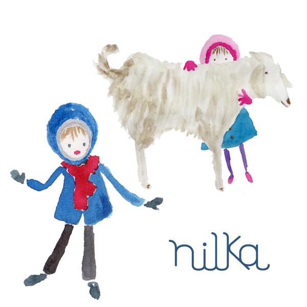 Nilka  – cashmere for kids