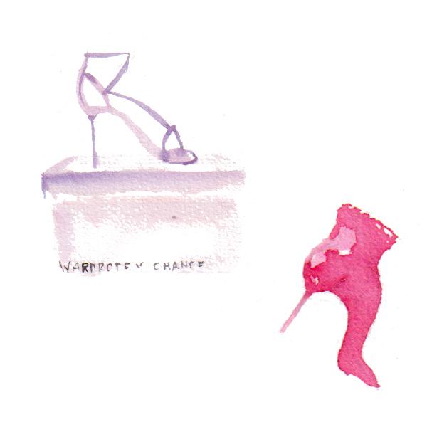 Wardrobe x change